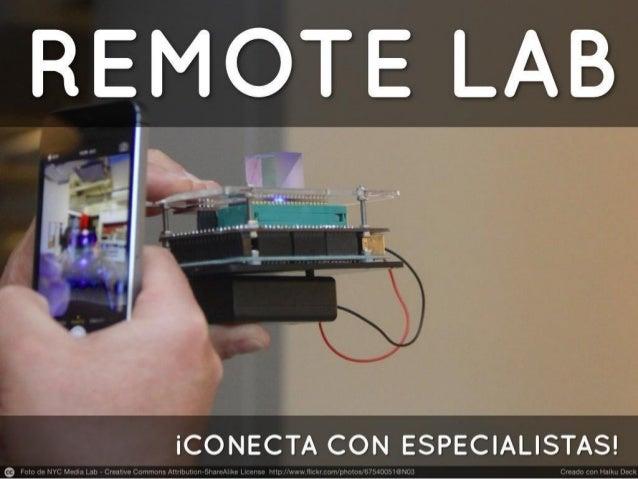 Remote lab