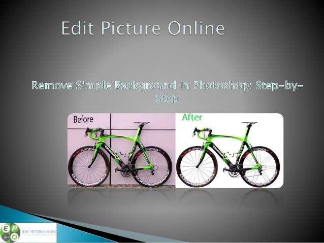 how to delete background in photoshop elements
