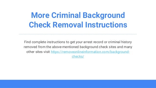 Online Hookup Criminal Record File Check