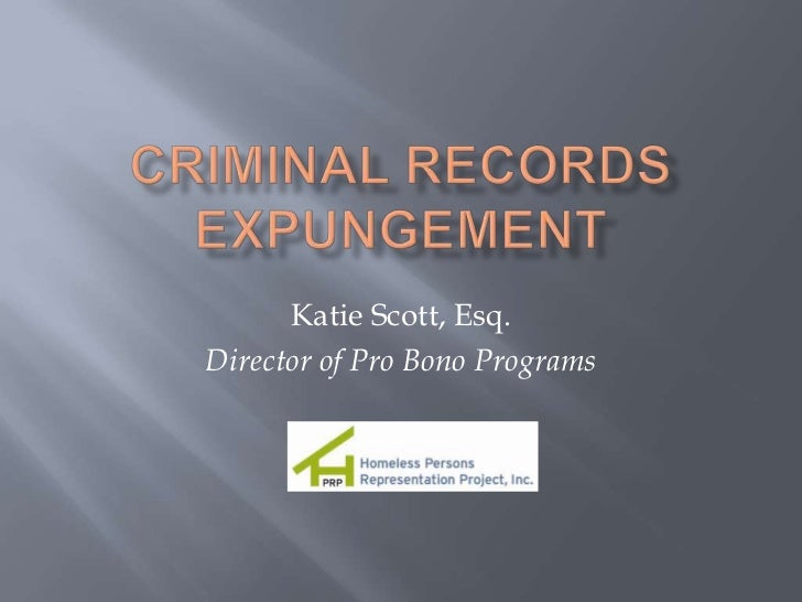 Katie Scott, Esq.Director of Pro Bono Programs