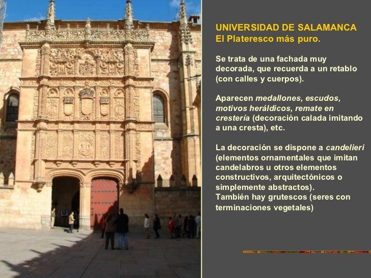 Arquitectura del renacimiento en espa a for Universidades de arquitectura en espana