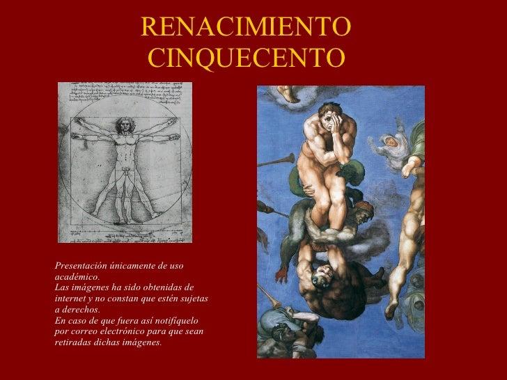 Renacimiento 2 (Cinquecento)