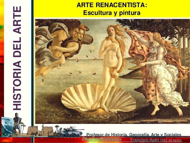 www.profesorfrancisco.esHISTORIADELARTEProfesor de Historia, Geografía, Arte y SocialesFrancisco Ayén (cc) de textos.ARTE ...