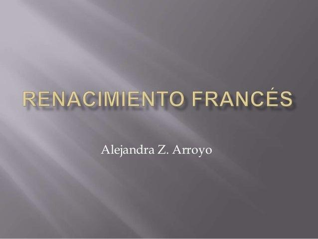 Alejandra Z. Arroyo