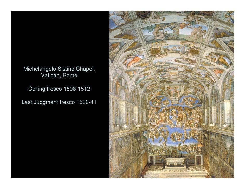 Renaissance art slideshow