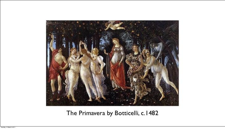 Renaissance allegory