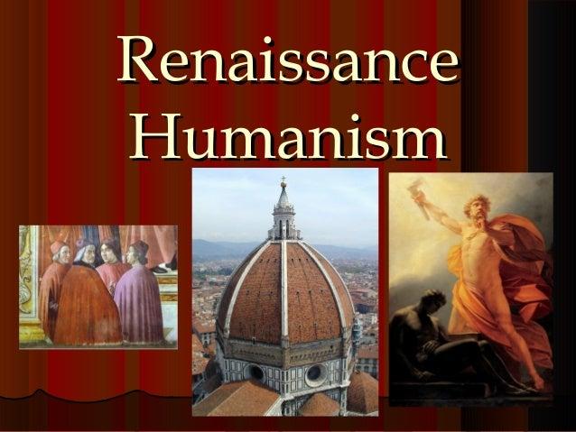 RenaissanceHumanism