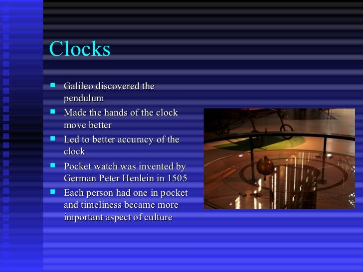 Renaissance Inventions Thermometer images
