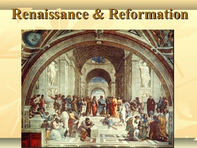 Renaissanse & reformation