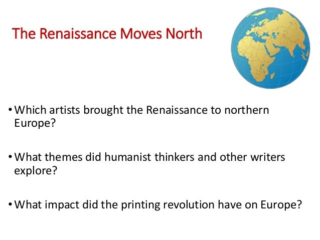 the spread of the renaissance essay Who have any ideas for essay or research paper topic renaissance ideas spread art and artists, please leave here (for more information visit.