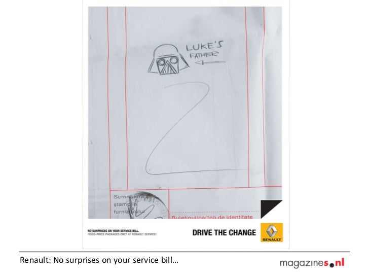 Renault: No surprises on your service bill…