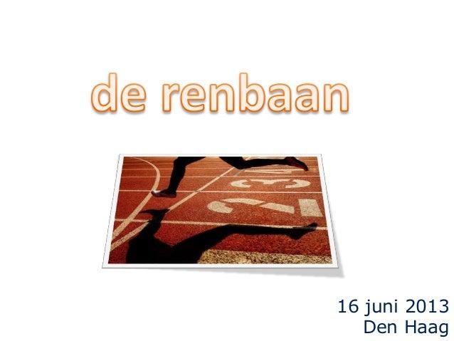 16 juni 2013Den Haag