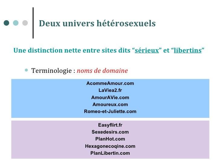 site de rencontre francais serieux nius libertin