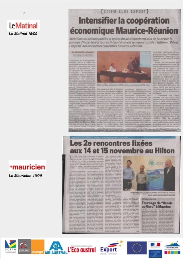 Rencontres-maurice net
