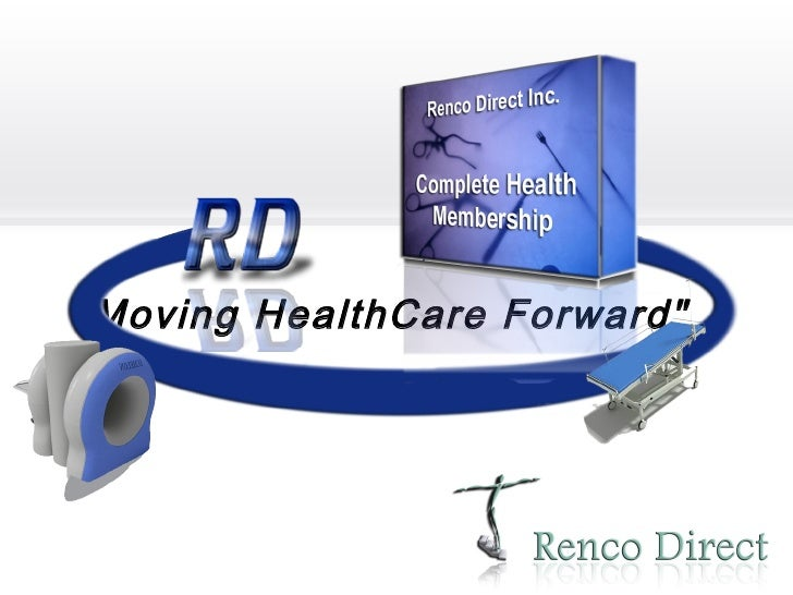 """Moving HealthCare Forward"""