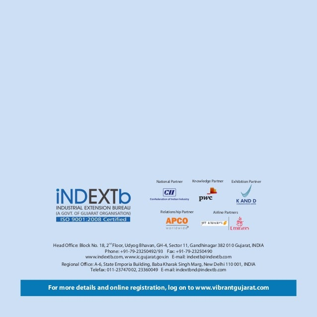 Vibrant Gujarat Renewable Energy Sector Profile