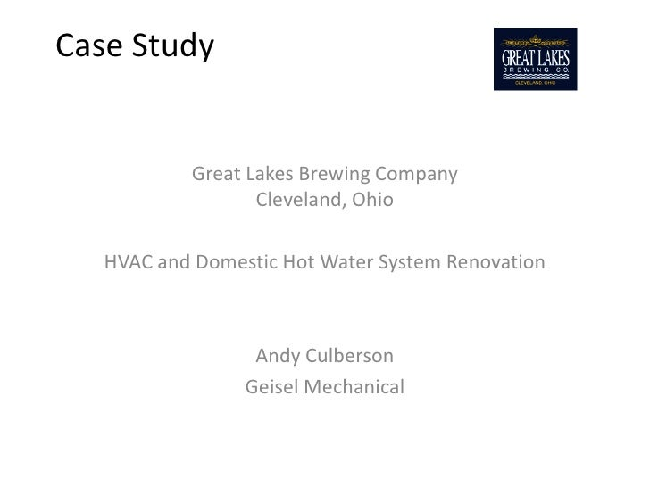 Renewable Energy Systems For Building Professionals   Great Lakes Brewing Company Case Study
