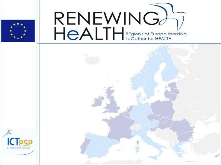 Renewing health