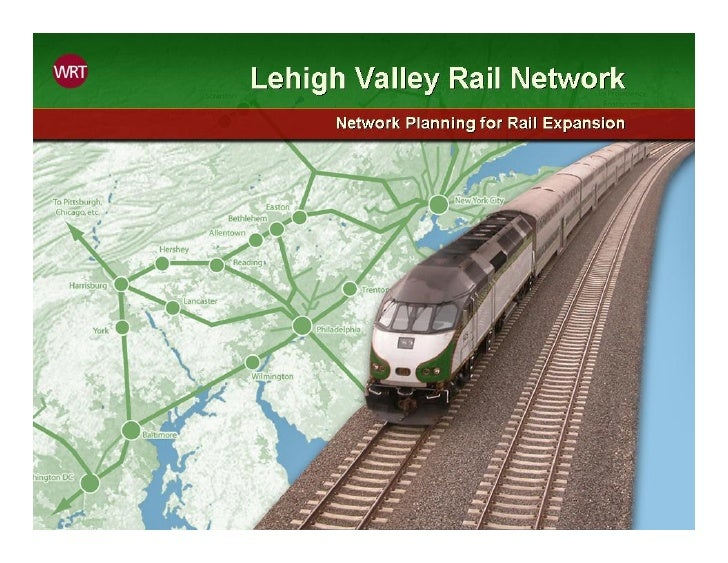 Renew Lehigh Valley Regional Rail