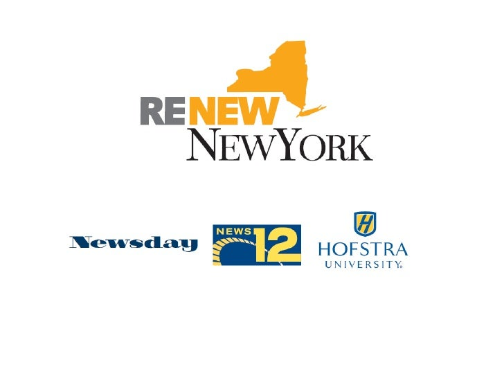 Renew New York Poll