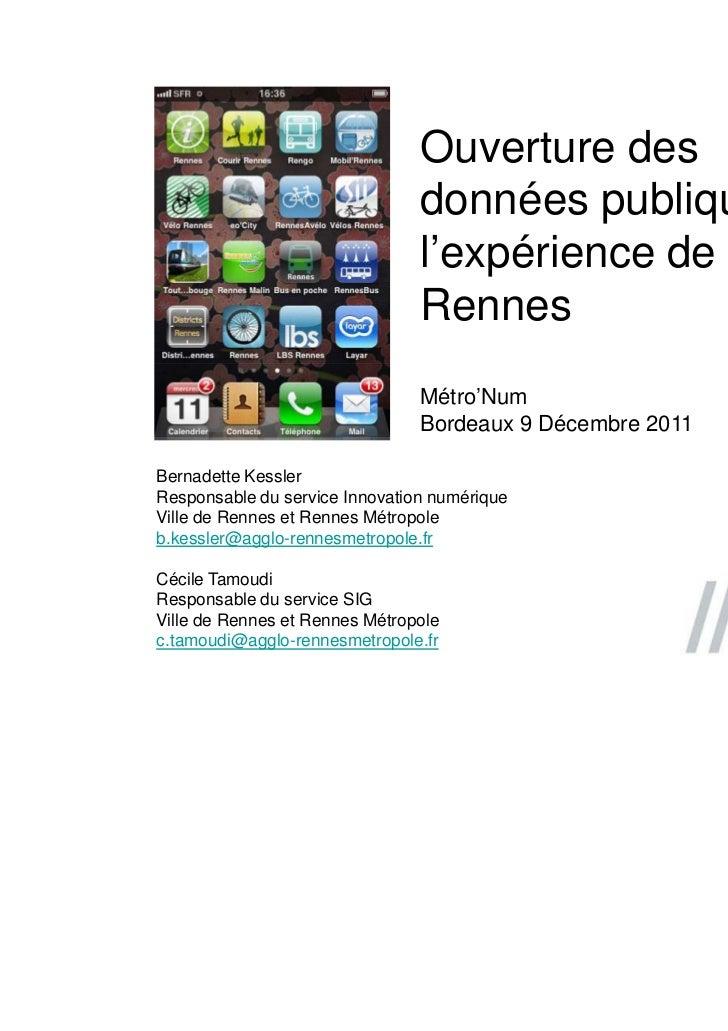 Rennes Metropole_Cécile_Tamoudi_Open Data