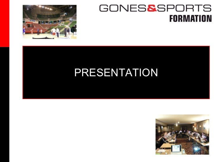 Presentation GS Formation