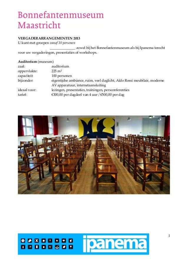 Rent a-museum arrangementen 2013.doc