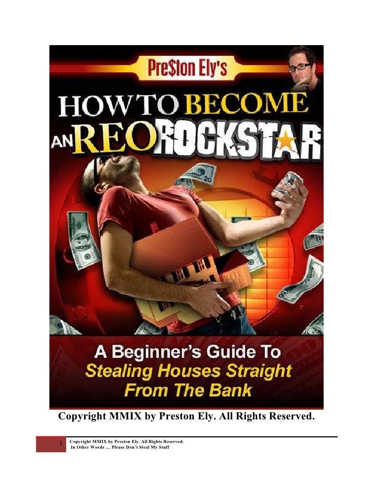 Reorockstar Ebook