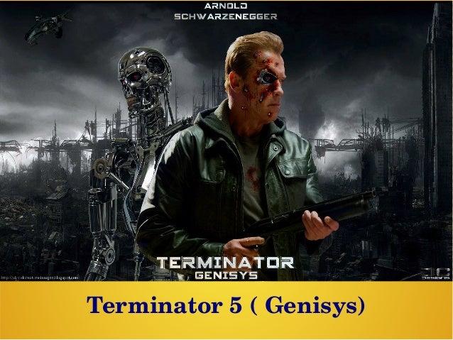 Terminator 2 And Terminator 3 Release Dates Announced 0