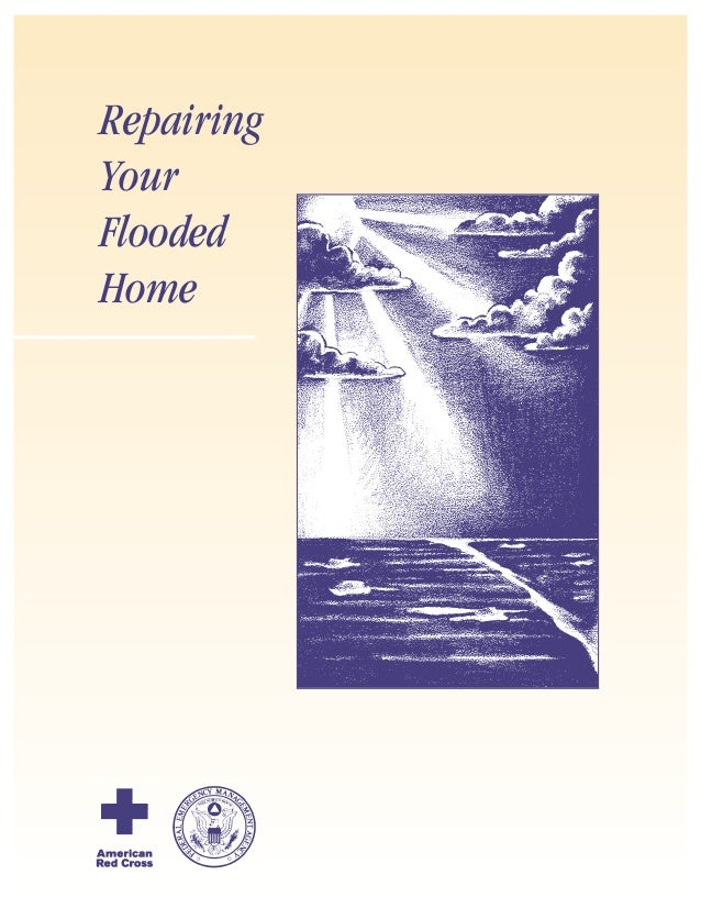 Repairing Your Flooded Home
