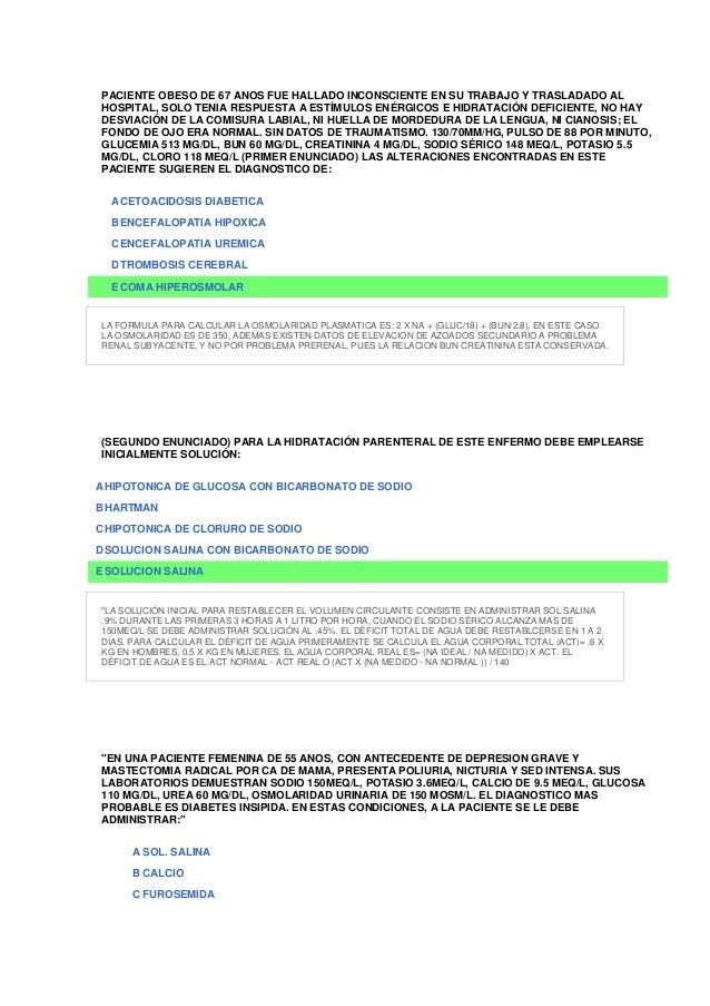 PACIENTE OBESO DE 67 ANOS FUE HALLADO INCONSCIENTE EN SU TRABAJO Y TRASLADADO ALHOSPITAL, SOLO TENIA RESPUESTA A ESTÍMULOS...
