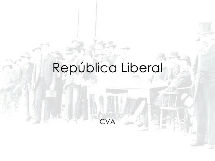 República Liberal CVA