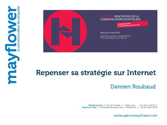 – 8e Rencontres de la Communication Hospitalière – 27/03//2014 -