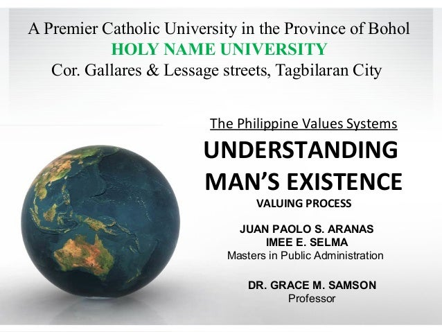 A Premier Catholic University in the Province of Bohol HOLY NAME UNIVERSITY Cor. Gallares & Lessage streets, Tagbilaran Ci...