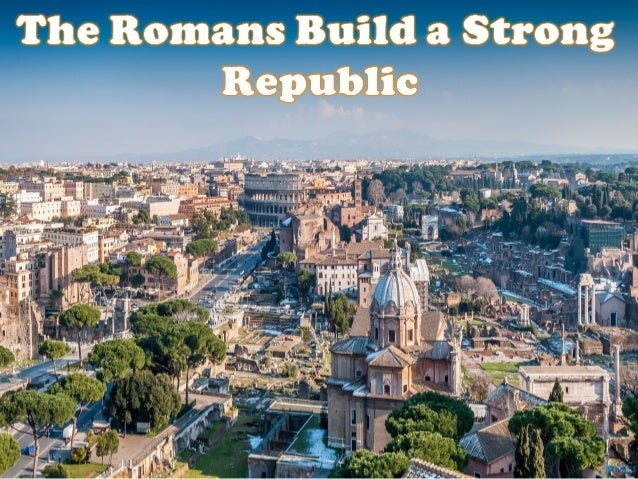 ROMANS (World History)