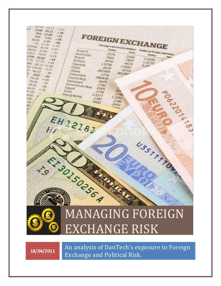 paper on strategies for controlling foreign exchange risk • foreign exchange risk management – users can enter into option strategies of simultaneous buy and hedging of borrowings in foreign exchange.
