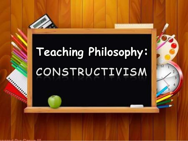 WHAT IS CONSTRUCTIVISM? Constructivism refers to the idea that learners construct knowledge for themselves---each learner ...