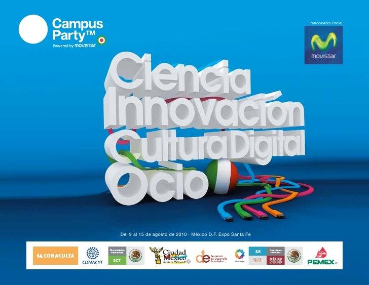 Campus Party Mexico 2010