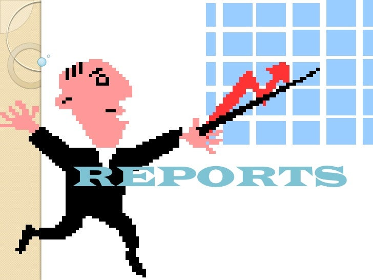 REPORT (RECOMMENDATION REPORT)