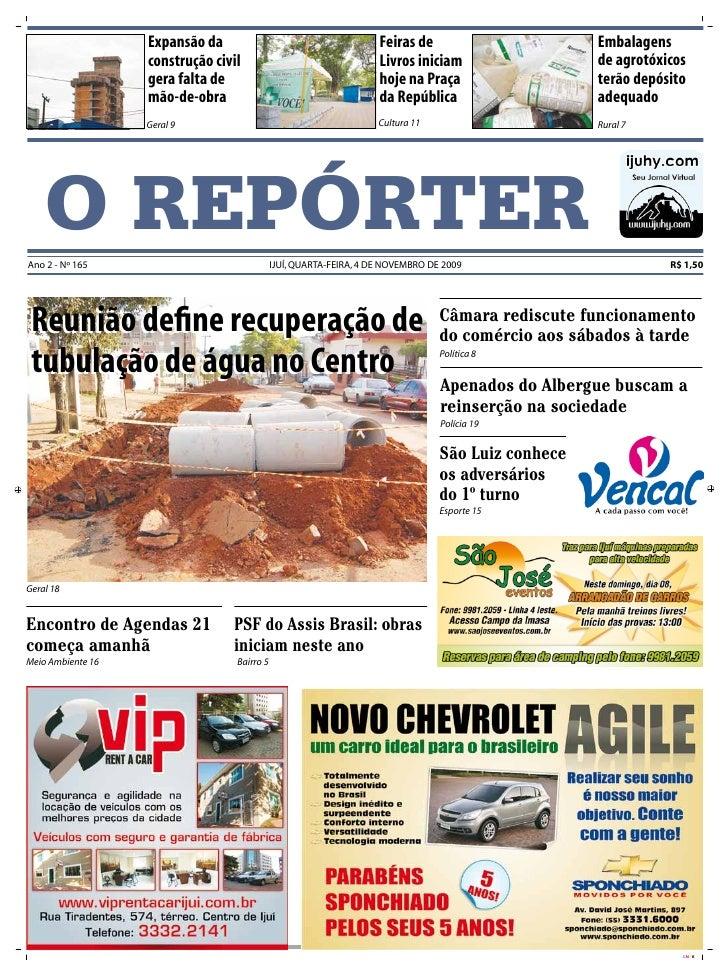 Reporter 165