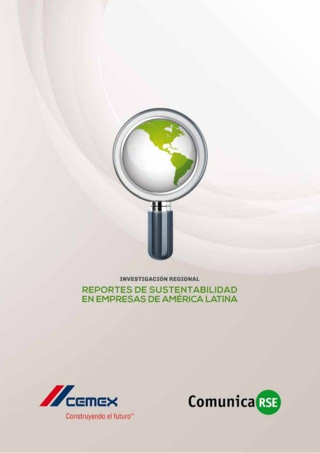Comunicación de Responsabilidad  & Sustentabilidad Empresaria