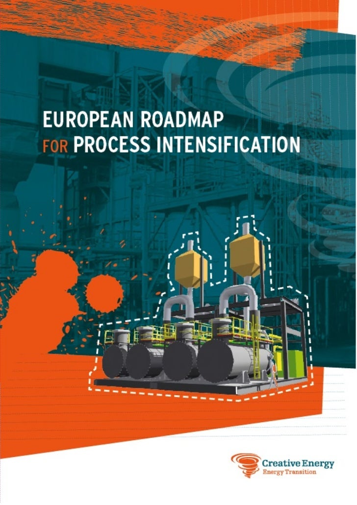 --Report european roadmap for process intensification (december 2007)
