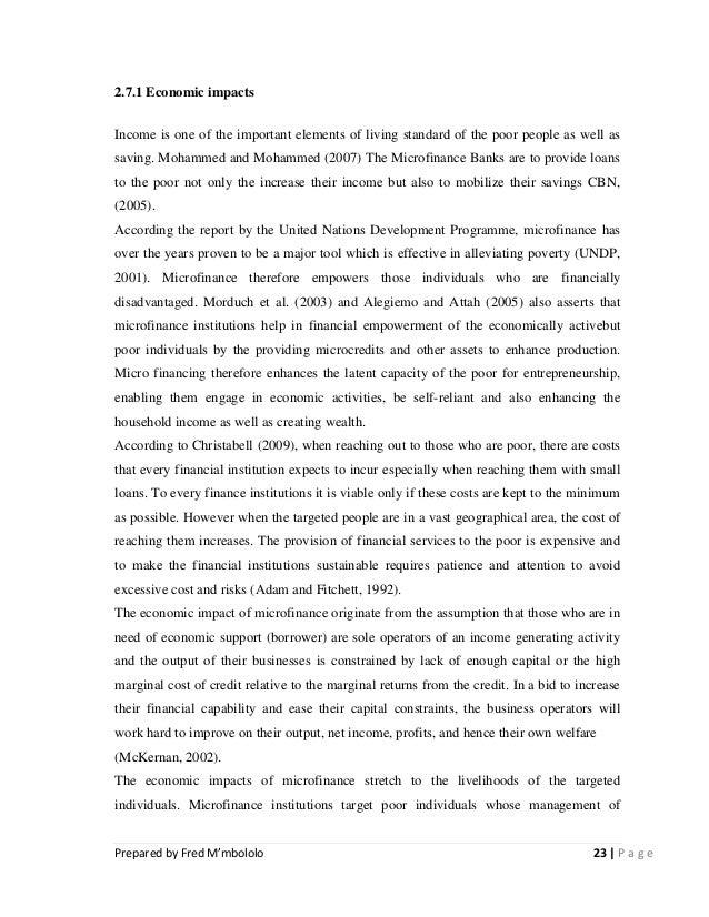Dissertation on black economic empowerment