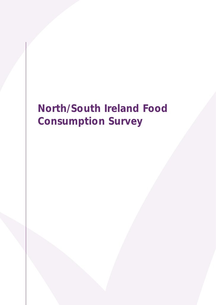 NS - Food Survey Full Report 2001