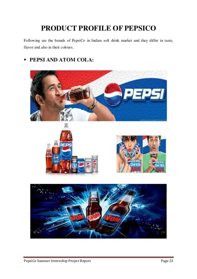 pepsi vs coke essay