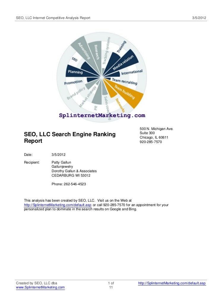 Report gallunjewelry.com   3-5-2012
