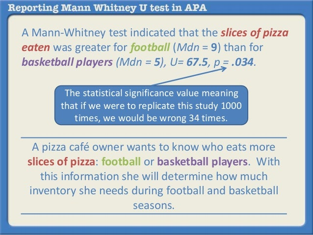 I need help reporting statistics results in APA format.?