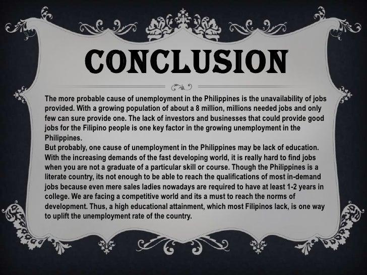 Poverty essay conclusion