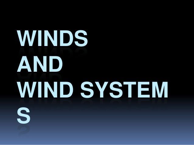 WINDSANDWIND SYSTEMS