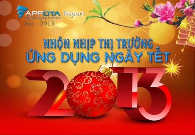 Report January 2013